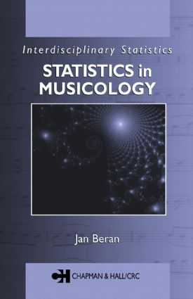 Statistics in Musicology: 1st Edition (Hardback) book cover