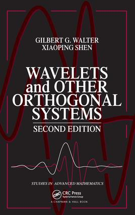 Wavelets and Other Orthogonal Systems, Second Edition book cover