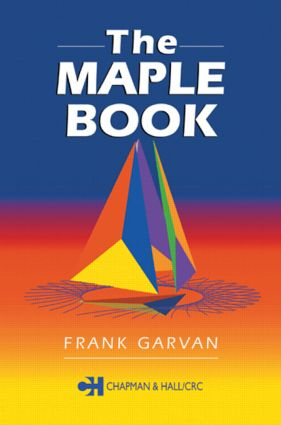 The Maple Book: 1st Edition (Hardback) book cover