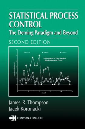Statistical Process Control For Quality Improvement- Hardcover Version: 2nd Edition (Hardback) book cover
