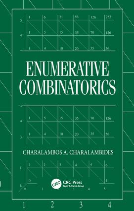 Enumerative Combinatorics: 1st Edition (Hardback) book cover