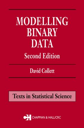Modelling Binary Data: 2nd Edition (Paperback) book cover