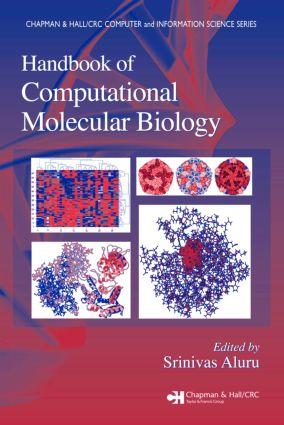 Handbook of Computational Molecular Biology book cover