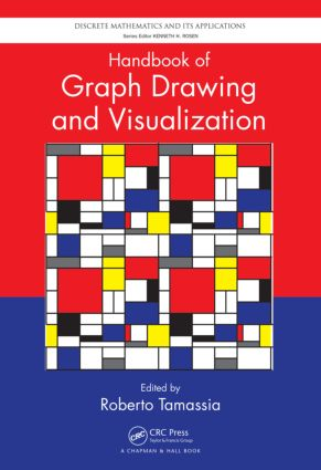 Handbook of Graph Drawing and Visualization (Hardback) book cover