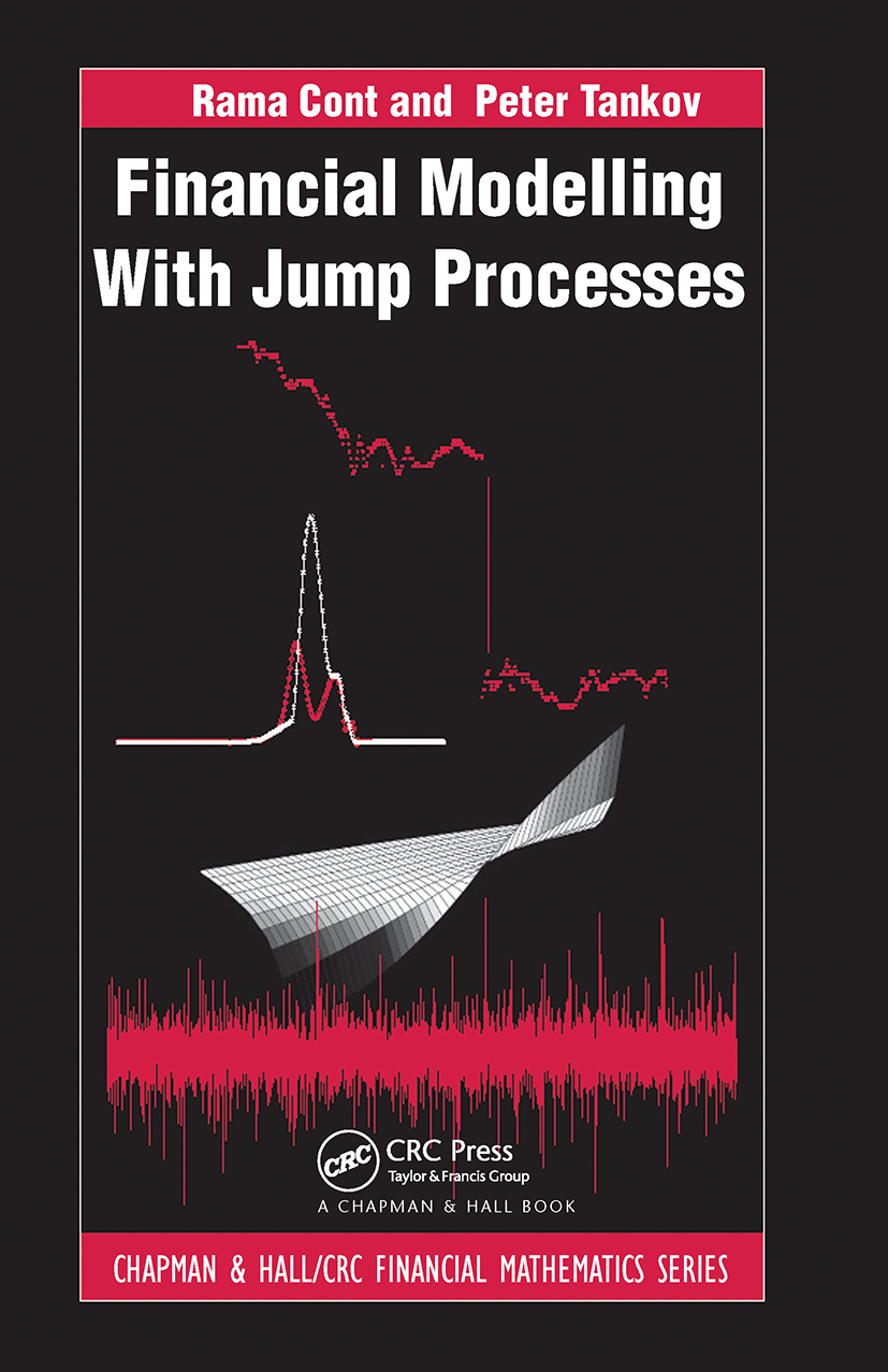 Financial Modelling with Jump Processes book cover