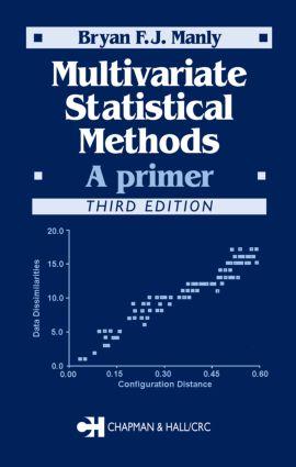 Multivariate Statistical Methods