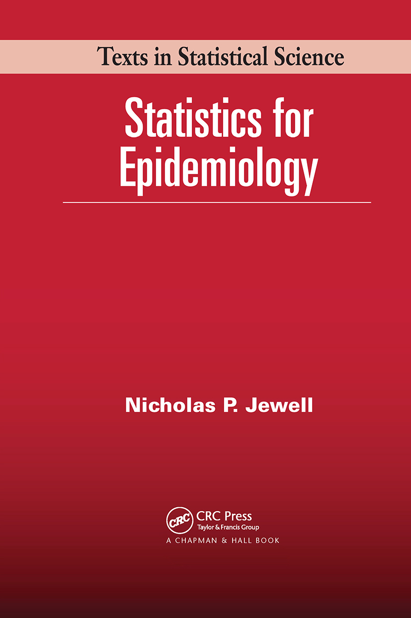 Statistics for Epidemiology