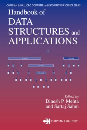 Handbook of Data Structures and Applications book cover