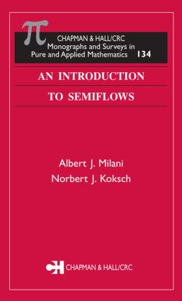 An Introduction to Semiflows book cover