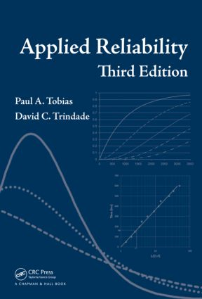 Applied Reliability: 3rd Edition (Hardback) book cover