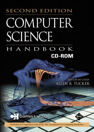 Computer Science Handbook, Second Edition CD-ROM: 1st Edition (CD-ROM) book cover