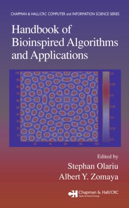 Handbook of Bioinspired Algorithms and Applications book cover