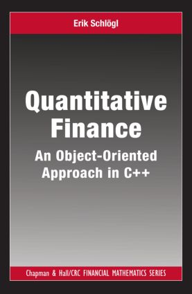 Quantitative Finance: An Object-Oriented Approach in C++ book cover