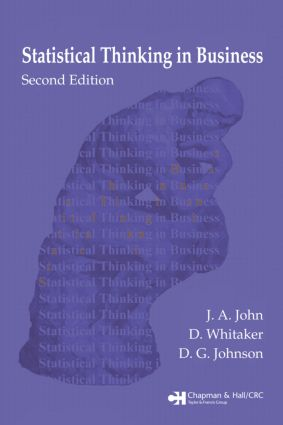 Statistical Thinking in Business: 2nd Edition (Paperback) book cover