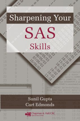 Sharpening Your SAS Skills: 1st Edition (Paperback) book cover