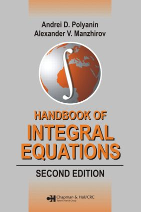 Handbook of Integral Equations: Second Edition, 2nd Edition (Hardback) book cover