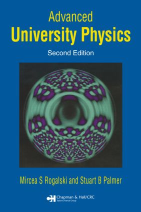 Advanced University Physics: 2nd Edition (Hardback) book cover