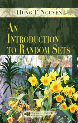 An Introduction to Random Sets: 1st Edition (Hardback) book cover