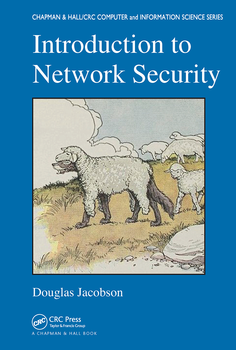 Introduction to Network Security book cover