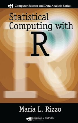 Statistical Computing with R (Hardback) book cover
