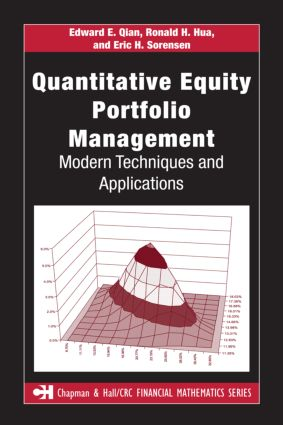 Quantitative Equity Portfolio Management: Modern Techniques and Applications, 1st Edition (Hardback) book cover