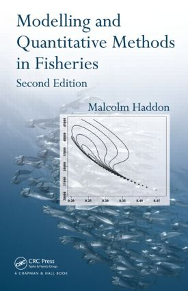 Modelling and Quantitative Methods in Fisheries, Second Edition: 2nd Edition (Hardback) book cover