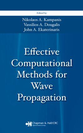 Effective Computational Methods for Wave Propagation (Hardback) book cover