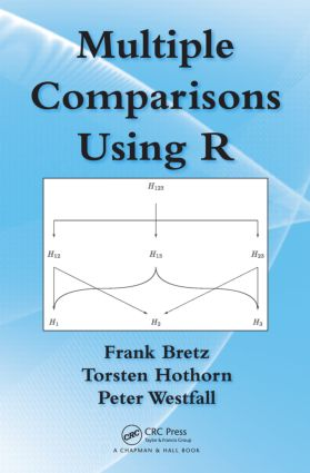 Multiple Comparisons Using R (Hardback) book cover