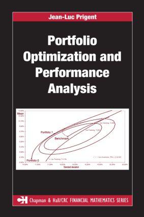 Portfolio Optimization and Performance Analysis book cover