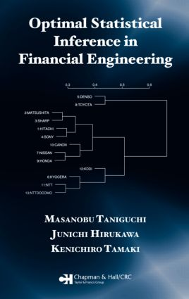 Optimal Statistical Inference in Financial Engineering: 1st Edition (Hardback) book cover