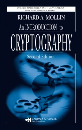 An Introduction to Cryptography: 2nd Edition (Hardback) book cover
