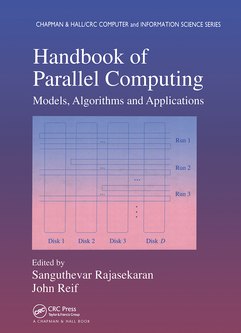 Handbook of Parallel Computing: Models, Algorithms and Applications book cover