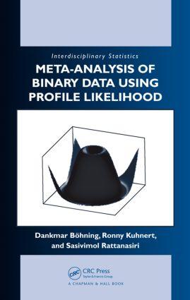Meta-analysis of Binary Data Using Profile Likelihood (Hardback) book cover