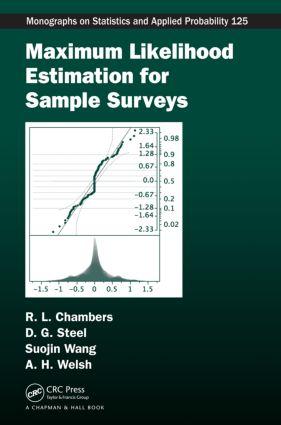 Maximum Likelihood Estimation for Sample Surveys (Hardback) book cover
