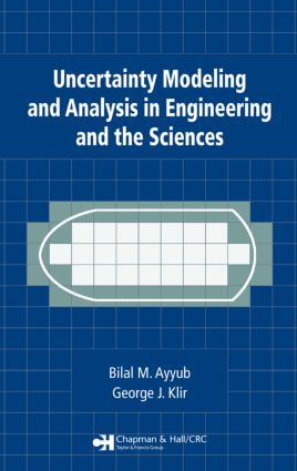 Uncertainty Modeling and Analysis in Engineering and the Sciences: 1st Edition (Hardback) book cover