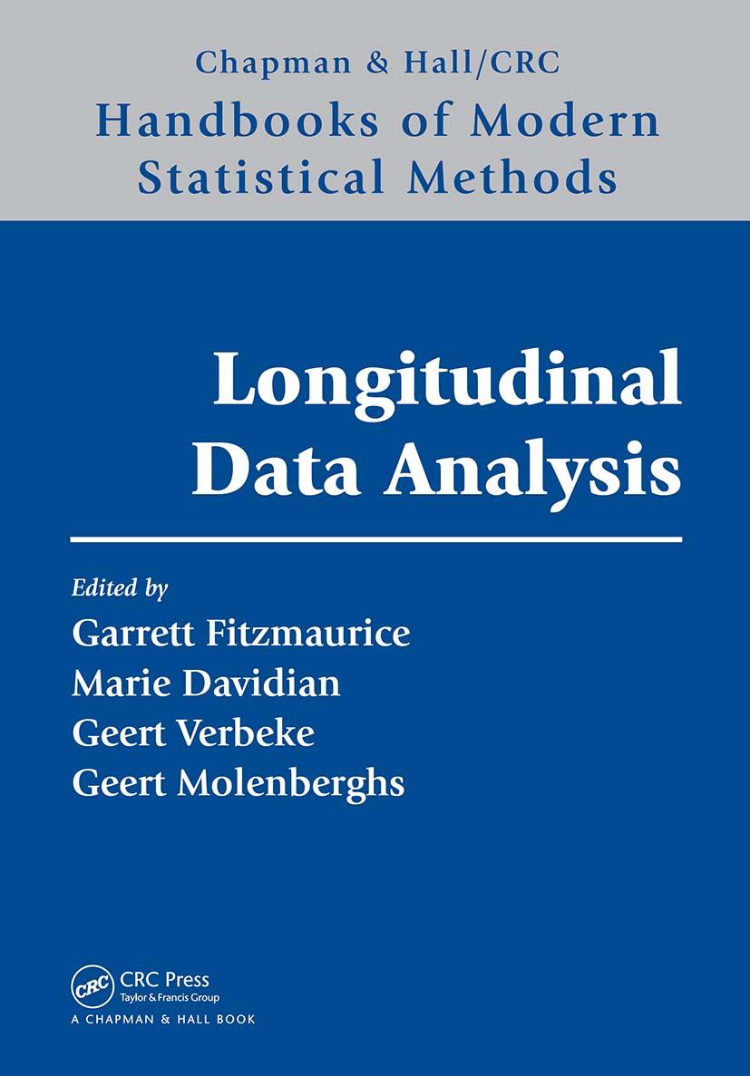 Longitudinal Data Analysis book cover