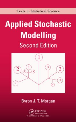 Applied Stochastic Modelling, Second Edition: 2nd Edition (Paperback) book cover