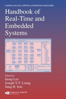 Handbook of Real-Time and Embedded Systems: 1st Edition (Hardback) book cover