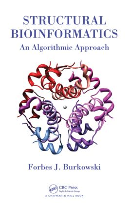 Structural Bioinformatics: An Algorithmic Approach book cover