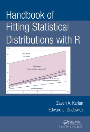 Handbook of Fitting Statistical Distributions with R: 1st Edition (Hardback) book cover