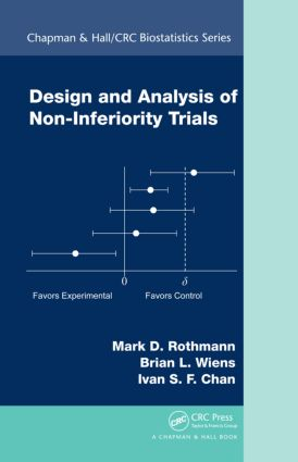 Design and Analysis of Non-Inferiority Trials (Hardback) book cover