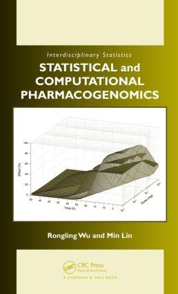 Statistical and Computational Pharmacogenomics: 1st Edition (Hardback) book cover