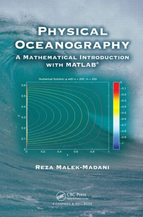Physical Oceanography: A Mathematical Introduction with MATLAB, 1st Edition (Hardback) book cover