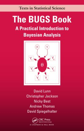 The BUGS Book: A Practical Introduction to Bayesian Analysis (e-Book) book cover