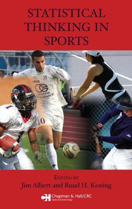 Statistical Thinking in Sports: 1st Edition (Hardback) book cover