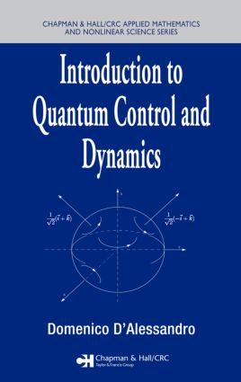 Introduction to Quantum Control and Dynamics book cover