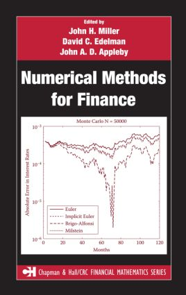 Numerical Methods for Finance: 1st Edition (Hardback) book cover