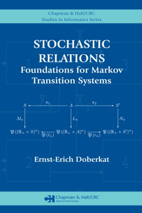 Stochastic Relations: Foundations for Markov Transition Systems book cover
