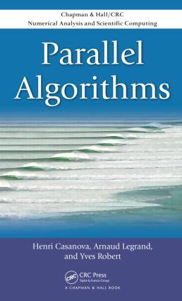 Parallel Algorithms book cover
