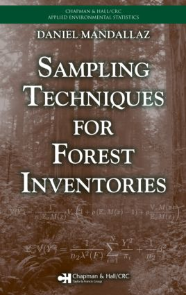 Sampling Techniques for Forest Inventories book cover